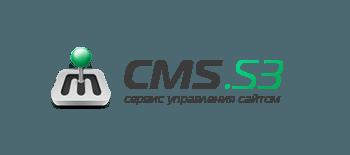 Логотип CMS S3